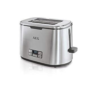 AEG 7 Series Digital 2-Slice Toaster  AT7800-U - Stainless Steel