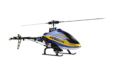 Walkera 25130 - V450D03 450 CP FPV with Camera and Devo F7 Helicopter