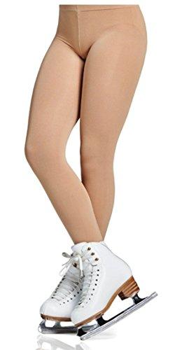 Calzamaglie da pattinaggio sul ghiaccio donna