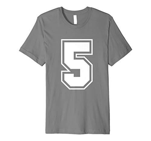 (Nummer 5zählen T-Shirt)