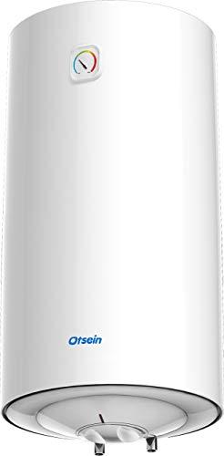 Otsein OHTC100 Termo Eléctrico, Instalación, 1500 W, 100 litros, Blanco