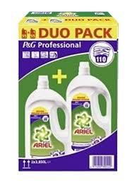 Ariel Professional - Pack de 2 botellas