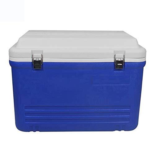 Ambiguity Glacière,62L Réfrigérateur Pratique Outdoor Travel boîte à Nourriture Isolation