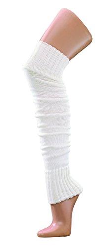krautwear Scaldamuscoli - Basic - Donna bianco Taglia unica