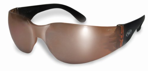 Driving Wraparound Glasses / Sunglasses Complete With Free Microfibre Pouch