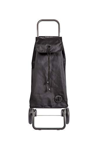 Rolser IMX001S Poussettes à marché RG/I-Max Noir, Polyester, 36 x 19 x 63 cm