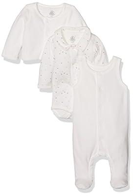 Petit Bateau Labeur, Conjuntos de Pijama, Bebé Unisex