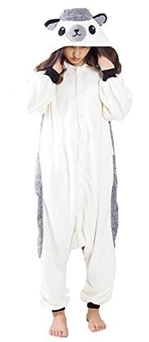 Rilakkuma Costume Pajama - iPerry Pyjama Unisexe Adulte Onesie Anime Kigurumi