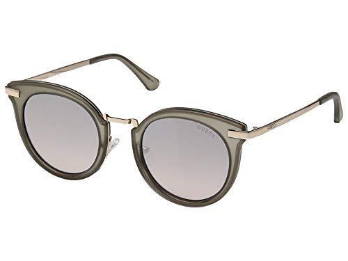 Guess Damen GF6041-4920B Sonnenbrille, Grau (Gris), 48