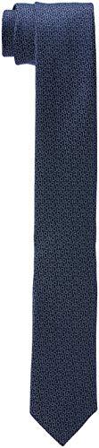 HUGO Herren Tie cm 6 Krawatte, per pack Blau (Light/Pastel Blue 459), One Size (Herstellergröße: STCK) -