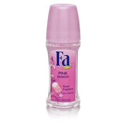 FA Déodorant bille - 50 ml - Passion rose