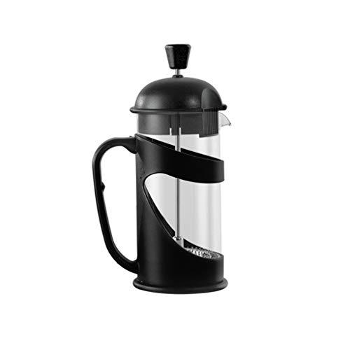 Cafetière Vone Filtre Brassage Filtre Tasse à café ménage moussant thé Machine à café Main d'infusion (Capacité : 600ml)