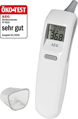 AEG FT 4919 Fieberthermometer Ohr weiß