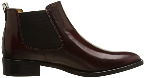 Gabor 31-600-75, Bottines  femme Rouge (Bordo)
