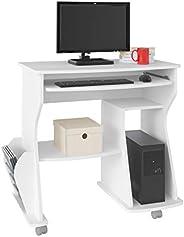 Artely MDP 160 Computer Desk, White, H78 x W46 x D88 cm