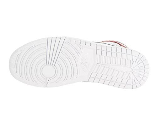 Nike gym red/metallic silver-white