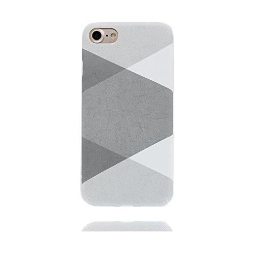 Custodia iPhone 6, iPhone 6s copertura case in silicone TPU leggero sottile adatto Cover per iPhone 6S / 6 4.7 Inch- Stripe Marble