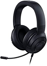Razer Kraken X Lite: Ultralight Gaming Headset, 7.1 Surround Sound, Lightweight Frame, Bendable Cardioid Micro