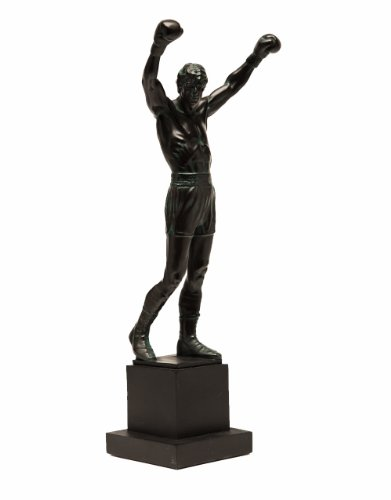 Rocky Statue, Rocky Skulptur 12 zoll aus polystone