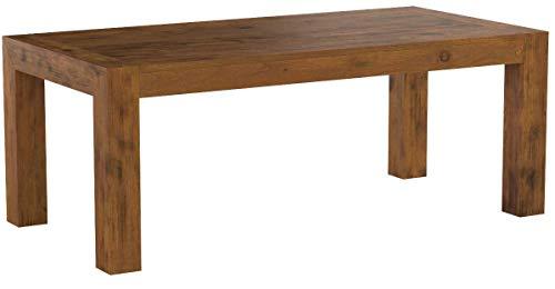 SEDEX Florenz Esszimmertisch 200-260x100cm / Auszugtisch/Esstisch/Tisch/Holztisch/Massivholz - Akazie
