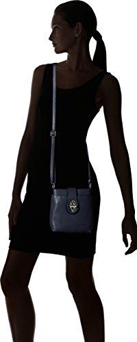 Bags4Less - Rania, Borse a tracolla Donna Blu (Dunkelblau)