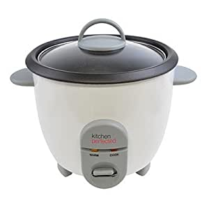 Lloytron Kitchen Perfected Automatic Non Stick Rice Cooker, 350 W, 0.8 Litre