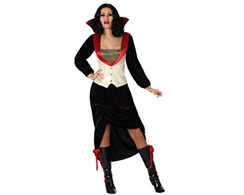 Kostüm Femme Vampir De (Atosa 8422259148845 - Verkleidung Weibliche Vampir Erwachsene, Größe:)