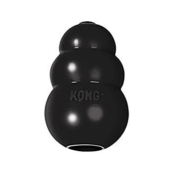 KONG Extreme Jouet pour Chien Noir Taille L