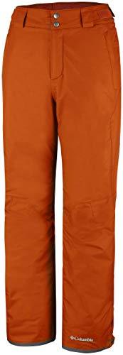 - Columbia Herren Skihose Bugaboo Omni Heat, Größe:XS/Regular, Farbe:Backcountry orange | 00191454562029