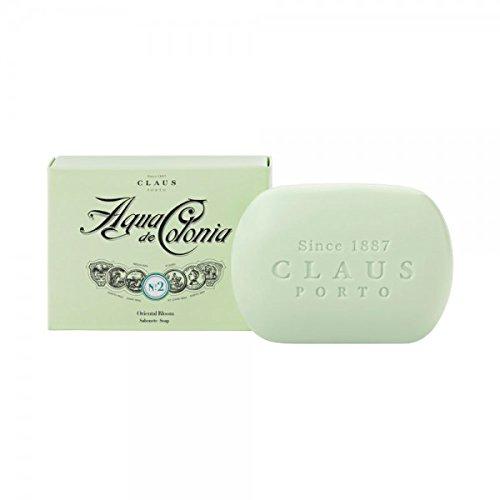 CLAUS PORTO AGUA DE COLONIA BAR SOAP - NO 2 - ORIENTAL BLOOM 150g