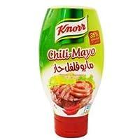 Knorr Mayo Chup Reduce Fat Mayonnaise, 532ml