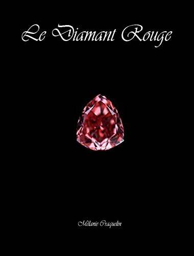 Couverture du livre Le Diamant Rouge