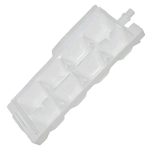spares2go Ice Cube Maker Box Tablett für Haier kühlschrank Gefrierschrank