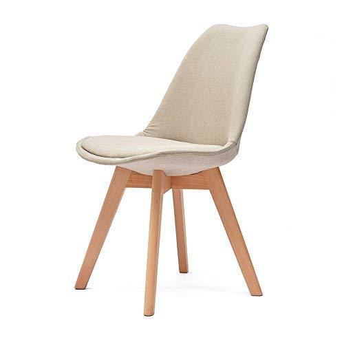 CWJ Chair Hocker - Lounge Chair Esszimmerstuhl Konferenzstuhl Creative Holzstuhl Modern Style Adult Home Hocker,# 4