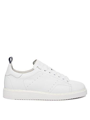 Sneakers ANTONY MORATO Uomo MMFW00772 LE300001_1000 Bianco EG177MMFW00772-LE3000011000 Bianco