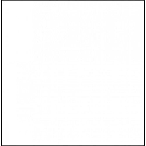 Toile cirée blanche au mètre ( Livraison sur tube carton )