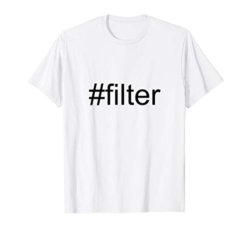 Filter Black Couples Siblings Fancy Dress T-Shirt