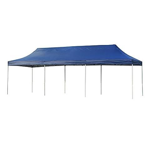 Outsunny 3 x 9m Garden Pop Up Canopy Waterproof Heavy