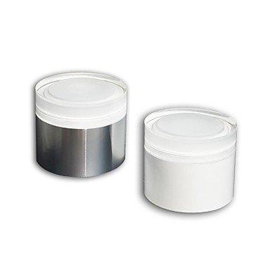 DXZMBDM® 7W LED-Deckenleuchte, ein Licht, Metall Acryl-Malerei. , White-90-240V