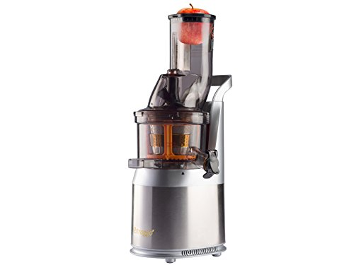 Kenwood Pure Juice Slow Juicer Review : Kenwood JMP800SI Pure Juice PRO, estrattore di succo lento (slow juicer) da 240 W