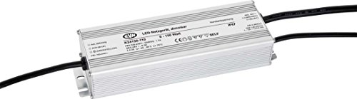 EVN K24150-110 A++ to A, Netzteil, Metall, 10 W, Integriert, grau, 35 x 35 x 25 cm