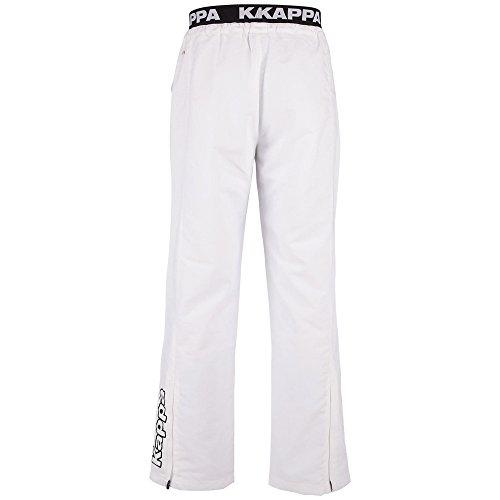 Kappa Herren Hose Varid Pants white ...