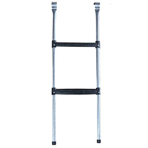 Produktbild Trampolinleiter 85 cm + 97 cm Einstiegsleiter Leiter Trampolin Gartentrampolin (97cm)
