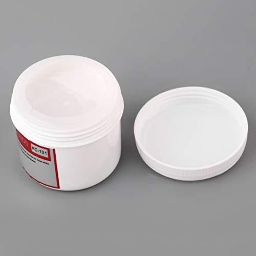xcbvfgfgjhgvfj Hochleistungs 100 g weiße Wärmeleitpaste für Grafikkarten, Kühlfett, Silikonpaste für CPU-Kühler - Weiß