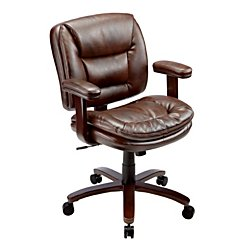 stylework-by-thomasviller-elmhart-low-back-bonded-leather-task-chair-cherry-espresso