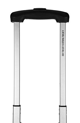 31LtWAIB5OL - Revelation, Maleta Unisex, Negro, 75 cm, 110 litros