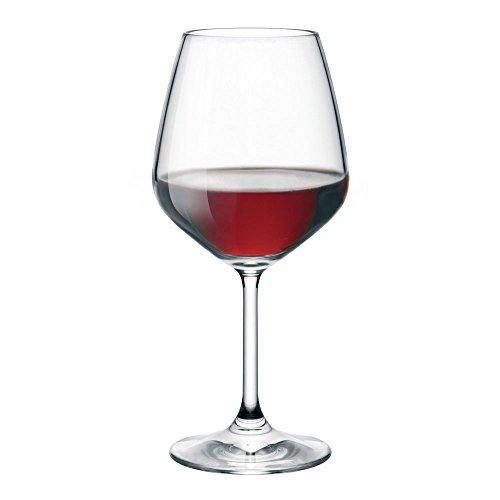 Bormioli Rocco - Collection DIVINO - lot de 6 verre à VIN ROUGE 53 cl