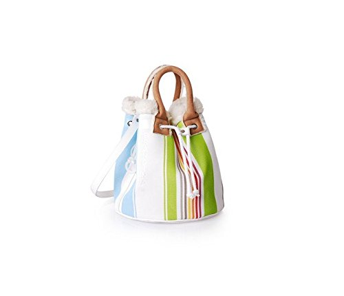 Brandina The Original , Sac à main pour femme Multicolore - Giglio