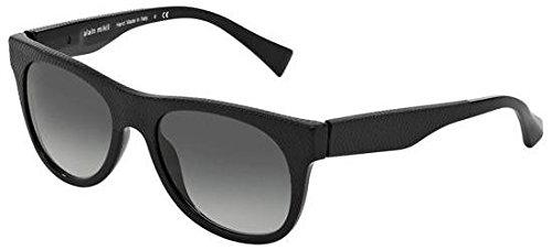 Alain mikli occhiali da sole fascination 0a05012 black/grey shaded donna