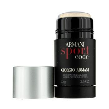 Giorgio Armani Code Sport homme / men, Deodorant Stick 75 ml, 1er Pack (1 x 75 ml)